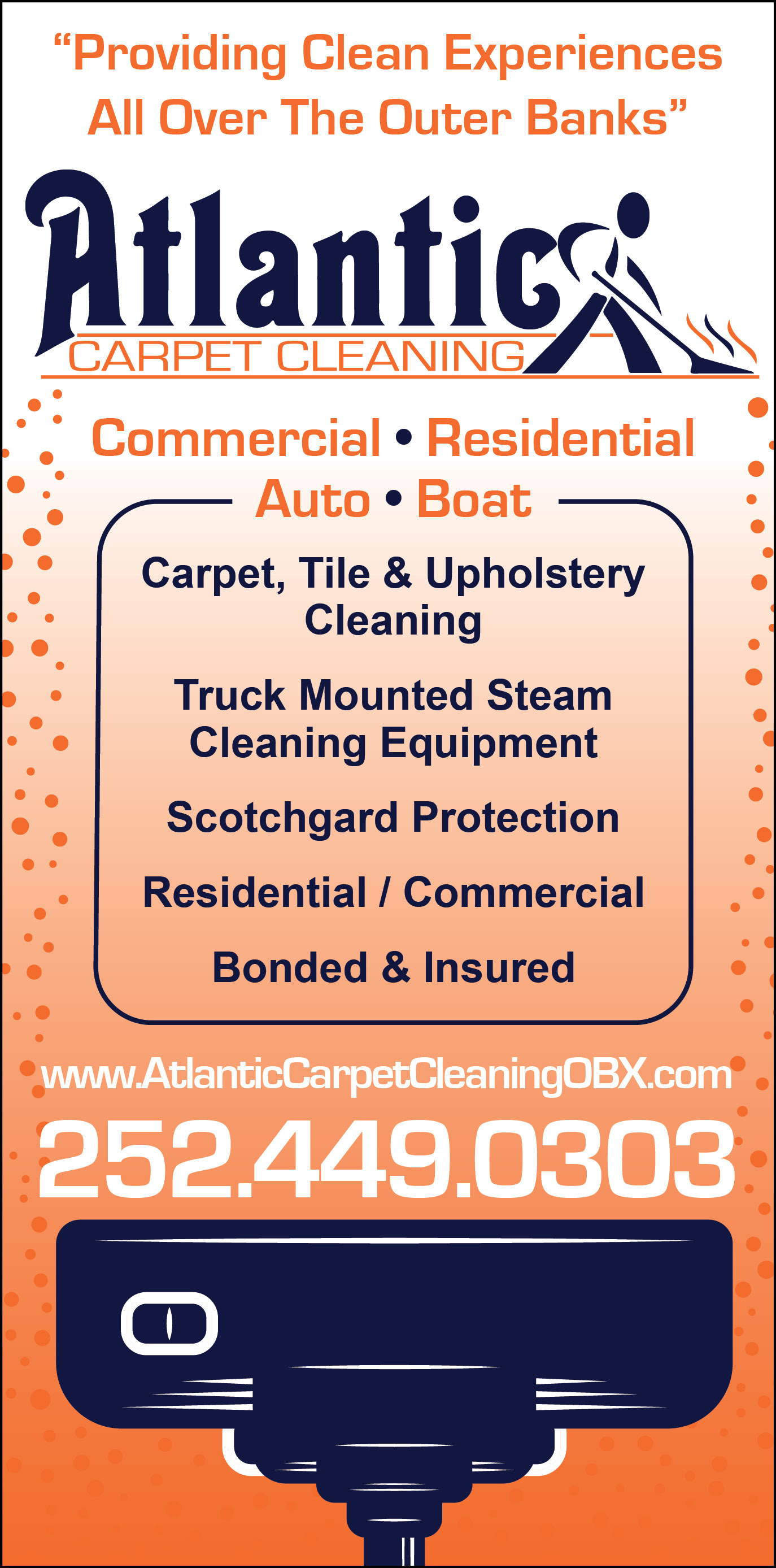 Carpet Cleaning Outer Banks Service Directory