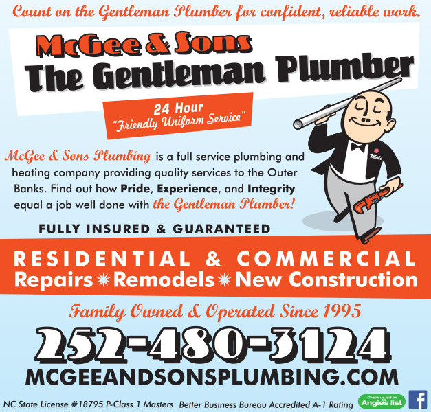 Plumbing – Outer Banks Service Directory